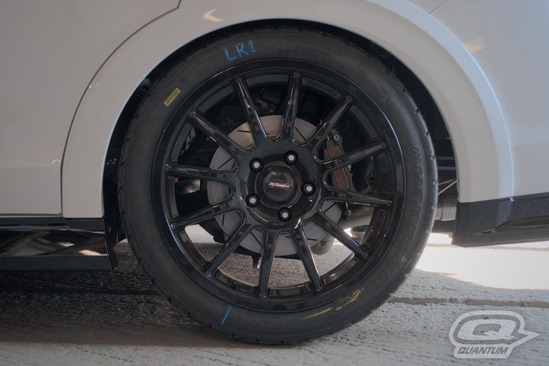 Honda Civic Type R Fk2 Quantum Racing Suspension